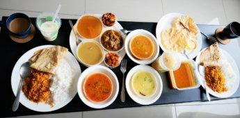 28 june indian food order