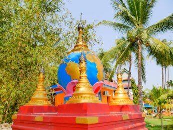 Gaung Say Kyun Shampoo Island Mawlamyine Myanmar 9