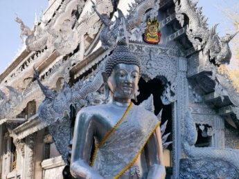 wat sri suphan silver temple chiang mai