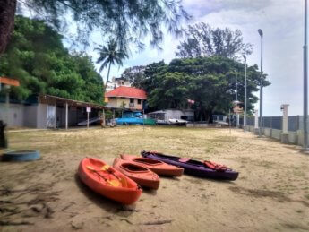 14 kayak rental Tanjung Bungah water sports activities center