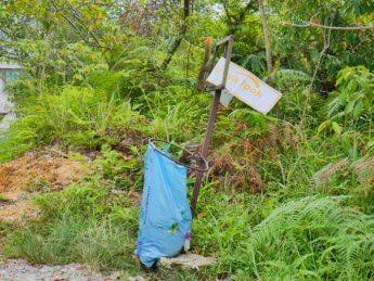 4 hiking bukit kledang squirrel Ipoh Malaysia
