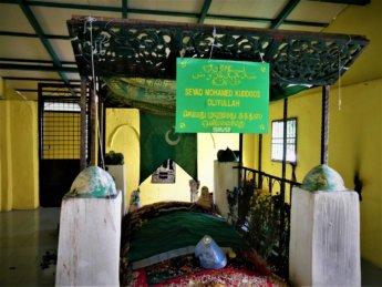 6 pulau tikus island shrine muslim saint sayed mohamed kuddoos oliyullah