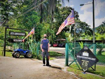 Bukit larut ATV adventure quad tour 0 entrance