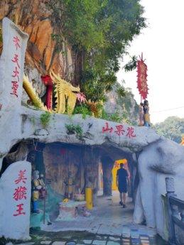 Ling Sen Tong cave temple 2020 Ipoh