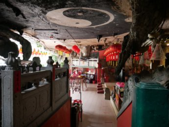 Loong Thow Ngam cave temple Ipoh Malaysia 3