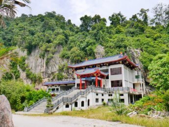 Loong Thow Ngam cave temple Ipoh Malaysia