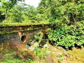 2 bukit larut waterfall foothills Taiping Malaysia
