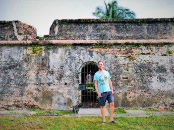 Fort Cornwallis penang RMCO visit 1 (2)