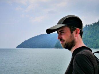 Penang national park meromictic lake turtle beach pantai keracut 21