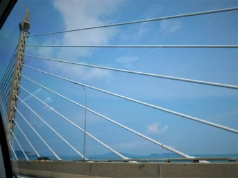 RMCO travel Penang bridge 2