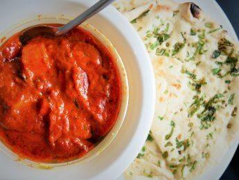 Sri Ananda Bahwan paneer naan Penang vegetarian food