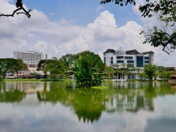 Taiping Lake Gardens Taman Tasik Taiping 2 novotel