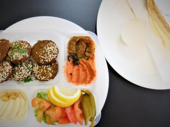 mr shawerma penang falafel box hummus muhamarra baba ganouch 2