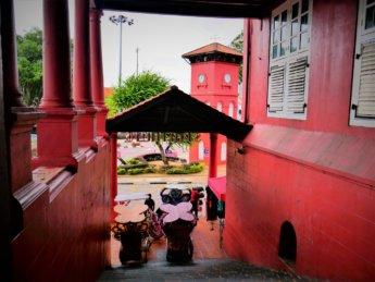 Melaka stadthuys town hall unesco heritage site malaysia 2020