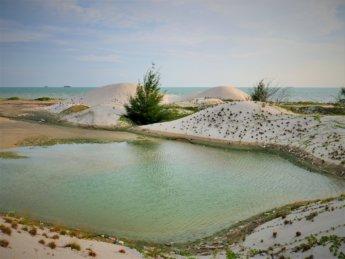 Melaka desert malacca sand dunes klebang 210