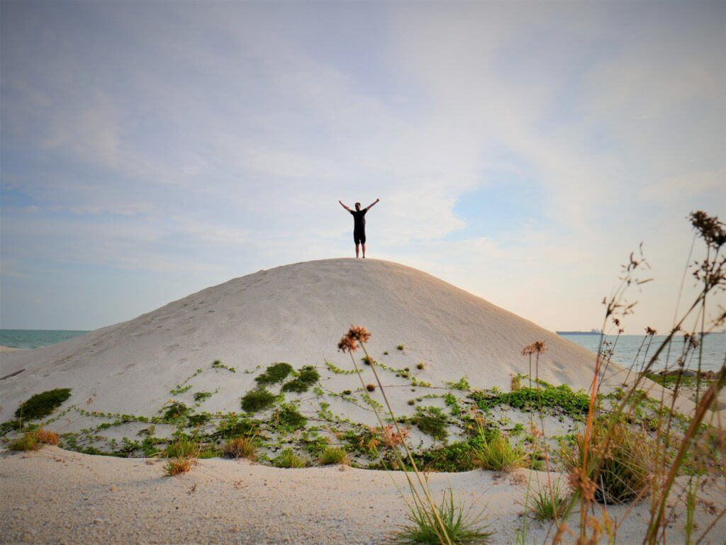 Melaka desert malacca sand dunes klebang 14
