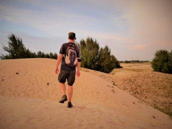 Melaka desert malacca sand dunes klebang 18