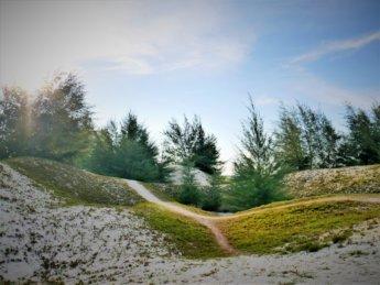 Melaka desert malacca sand dunes klebang 5