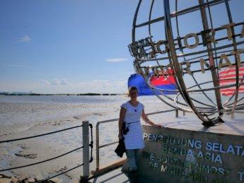 Tanjung Piai southernmost point of mainland Asia Johor Malaysia