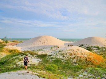 melaka sand dunes desert malaysia 2020