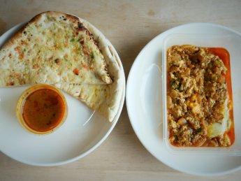 Arabian nights shakshuka vegetarian egg ojja dish johor bahru malaysia