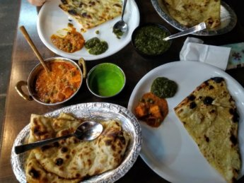 J.H. lovely sweets north indian vegetarian food naan johor bahru delicious