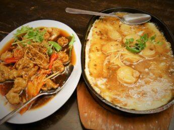 fulin xuan vegetarian restaurant johor bahru malaysia