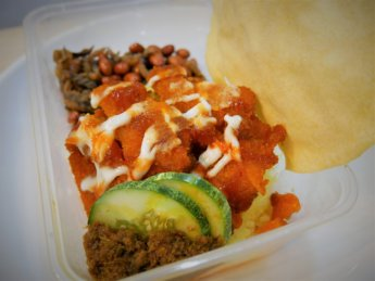 pure minded vegetarian very cheap vegetarian food online delivery grab nasi lemak