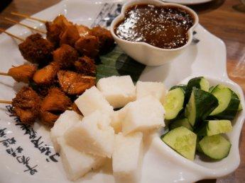 xiang ji vegetarian restaurant johor bahru satay malaysia