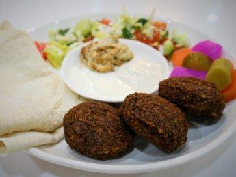zaituna restaurant arab food falafel vegetarian meal johor bahru malaysia