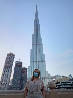 15 Two weeks in Dubai United Arab Emirates UAE Day 4 burj khalifa