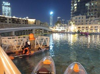 17 Two weeks in Dubai United Arab Emirates UAE Day 4 emaar kayak rental