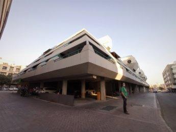 21 Two weeks in Dubai United Arab Emirates UAE Day 5 pyramid building brutalism