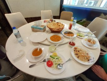 24 Two weeks in Dubai United Arab Emirates UAE Day 6 afghan food ariana