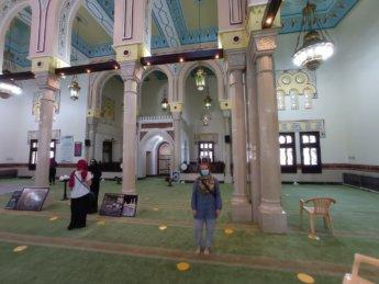 29 Two weeks in Dubai United Arab Emirates UAE Day 9 jumeirah mosque tour