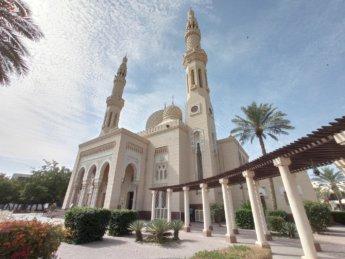 30 Two weeks in Dubai United Arab Emirates UAE Day 9 jumeirah mosque