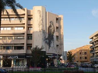 37 Two weeks in Dubai United Arab Emirates UAE Day 10 street art