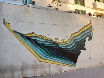 38 Two weeks in Dubai United Arab Emirates UAE Day 10 street art