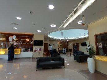 39 Two weeks in Dubai United Arab Emirates UAE Day 11 prime medical center