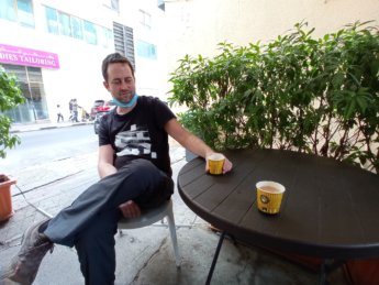 4 Two weeks in Dubai United Arab Emirates UAE Day 2 uzhavan karak masala chai