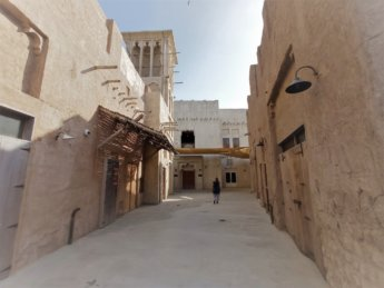 42 Two weeks in Dubai United Arab Emirates UAE Day 11 al seef