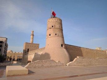 43 Two weeks in Dubai United Arab Emirates UAE Day 11 dubai museum fort al fahidi