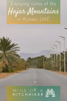 6 Manama, Ajman — Visiting the Inland Exclave + Al Dhaid as a Day Trip from Sharjah