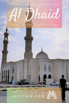 8 Manama, Ajman — Visiting the Inland Exclave + Al Dhaid as a Day Trip from Sharjah