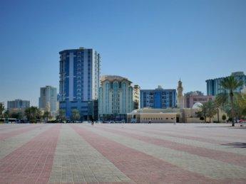 ajman eid prayer grounds mosque