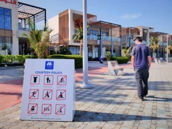 ajman marina dress code rules small medium enterprises