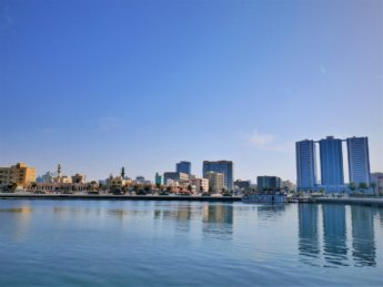 ajman marina vista city heritage district
