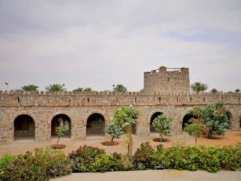 2 red fort al manama ajman gardens