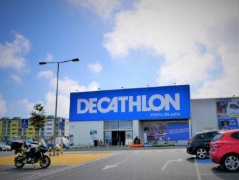 Decathlon Ponta Delgada São Miguel Island Azores outdoor shop gear