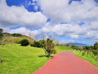 Fajã de Baixo parque urbano São Miguel island Azores